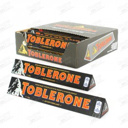 TOBLERONE PRETO 100 GR