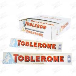 TOBLERONE BRANCO 100GR