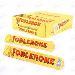 TOBLERONE CHOCOLATE DE LEITE 100 GR