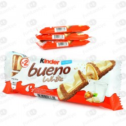 CHOCOLATE KINDER BUENO BRANCO