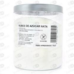 AÇÚCAR PARA ALGODÃO DOCE SABOR NATA