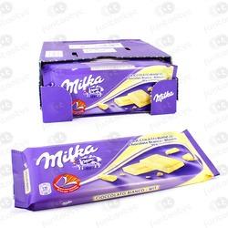 CHOCOLATE MILKA BRANCO