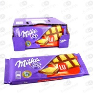 CHOCOLATE MILKA LU