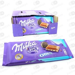 CHOCOLATE MILKA ORE