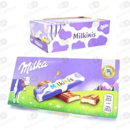 CHOCOLATE MILKA MILKINIS
