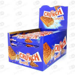 CHOCOLATES NESTLÉ SNACK CRUNCH
