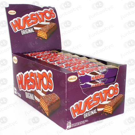 CHOCOLATES HUESITOS