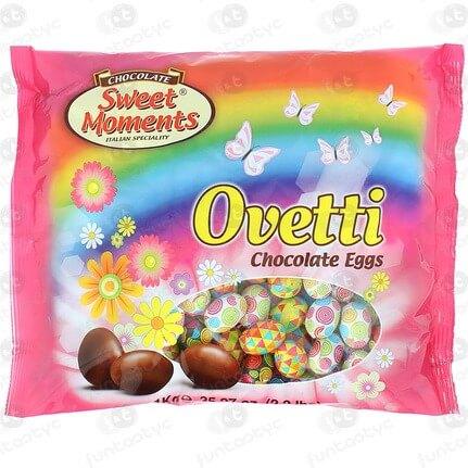 OVOS DE CHOCOLATE COM LEITE PARTY