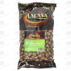 PISTACHO CUBIERTO CHOCOLATE LECHE