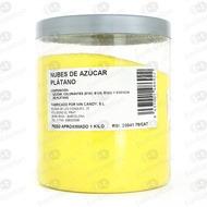 AÇÚCAR PARA ALGODÃO DOCE BANANA