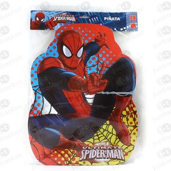 PINHATA PERFIL SPIDERMAN ULTIMATE