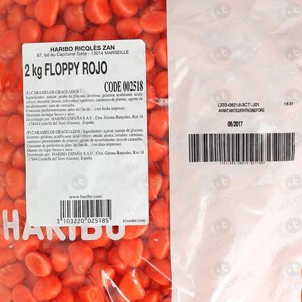 FLOPPY  HARIBO