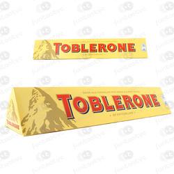 TOBLERONE CHOCOLATE LEITE MEL E AMÊNDOA