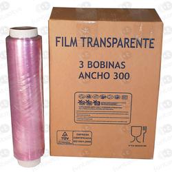 FILME PVC TRANSPARENTE