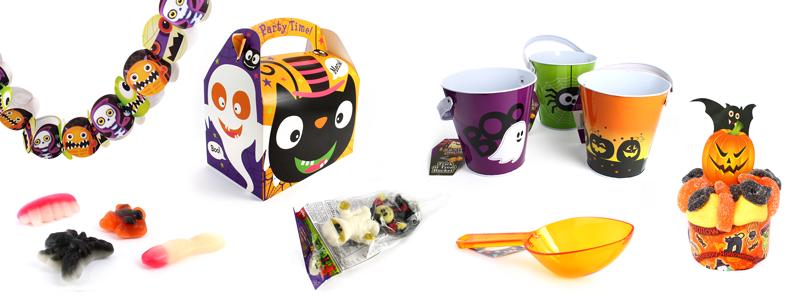 Halloween: Elementos decorativos y golosinas para ambientar con estilo tu fiesta