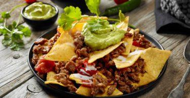 nachos com guacamole funtastyc