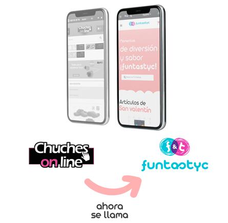 chuches online ahora es Funtastyc