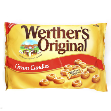 WERTHERS ORIGINAIS CARAMELO CREMOSO
