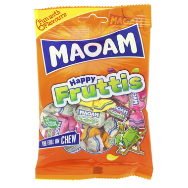 REBUÇADOS HAPPY FRUTTIS MAOAM