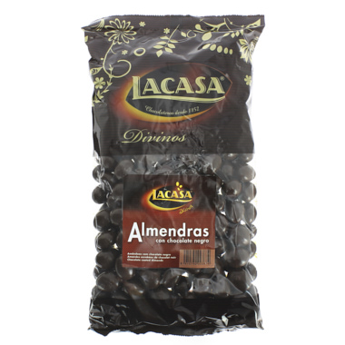 AMÊNDOA CALIFORNIA COB. CHOCOLATE PRETO