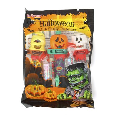 DISPENSADOR DE DOCES HALLOWEEN