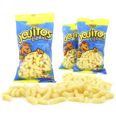 SNACKS JOJITOS MEGA GUSANITOS