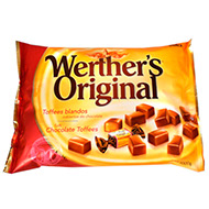 CARAMELOS WERTHERS CHOCOTOFFE