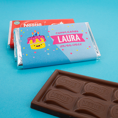 TABLETES DE CHOCOLATE NESTLÉ