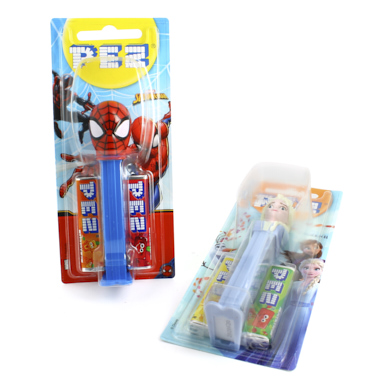 PEZ SPIDERMAN